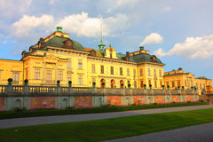Sweden royal palace Royalty Free Stock Images