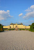 Sweden royal palace Stock Photography
