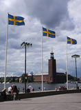 Sweden Stockholm Royalty Free Stock Images