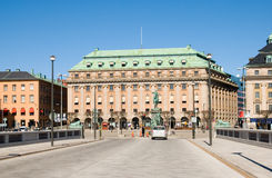 Sweden. Stockholm Stock Photos