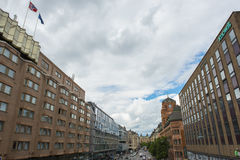 Sweden Stockholm City Royalty Free Stock Image