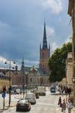 Sweden Stockholm City Royalty Free Stock Images
