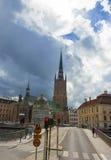 Sweden Stockholm City Stock Images