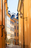 Sweden. Stockholm. Gamla Stan. Stock Photos