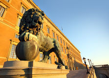 Sweden, Stockholm Royalty Free Stock Photo