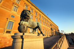 Sweden, Stockholm, old town stock photography