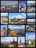 Sweden - Stockholm Royalty Free Stock Photo