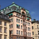 Sweden - Stockholm Royalty Free Stock Images