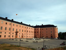 sweden uppsala Royaltyfri Fotografi