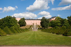 Sweden, Uppsala castle Stock Photos