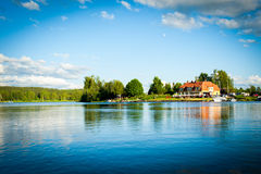 Sweden Venice Royalty Free Stock Photo