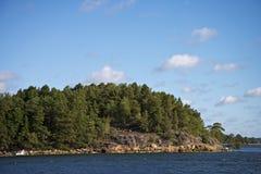 Swedish archipelago Royalty Free Stock Photos