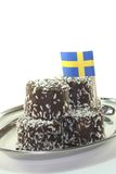 Swedish balls Stock Photo