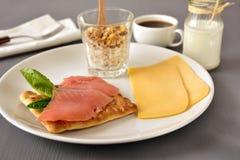 Swedish breakfast Stock Photos