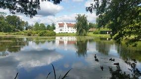 Swedish castle Stock Photos