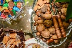 Swedish Christmas food Royalty Free Stock Photo
