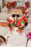 Swedish Christmas food Stock Photos
