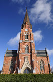 Swedish church Royalty Free Stock Photos