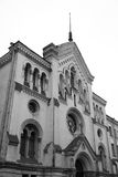 Swedish Church of St. Catherine. Stock Photo
