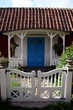 Swedish cottage Royalty Free Stock Image
