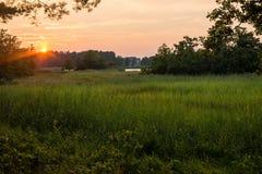 Swedish Countryside Stock Photography