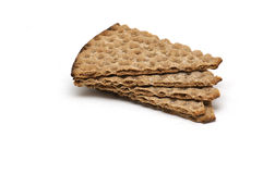 Swedish crispbread Stock Photo