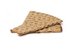Swedish crispbread Stock Images