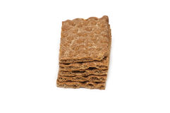 Swedish crispbread Royalty Free Stock Photography