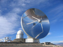 Swedish ESO telescope, La Silla, Atacama Royalty Free Stock Photography