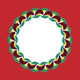 Swedish ethnic ornament Stock Images