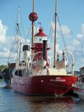 Swedish fishing boat. A swedish fishing boat docked at Malmo Stock Photo