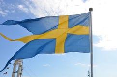 Free Swedish Flag Stock Image - 44712051