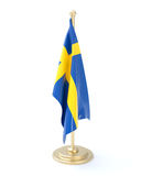 Swedish Flag Stock Photos