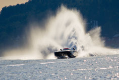 Swedish Grand Prix 2010. Photograph taken during the Class 1 Powerboat Championship held in Uddevalla Sweden, 2010 stock photo