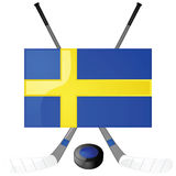 Swedish hockey Stock Photos