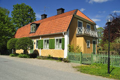 Swedish housing Stock Images