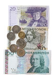Swedish krona Royalty Free Stock Photography