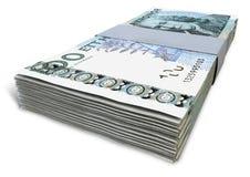 Swedish Krona Notes Bundles Royalty Free Stock Images