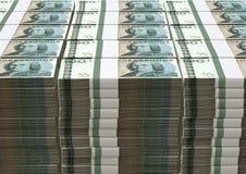 Swedish Krona Notes Pile Stock Photo
