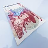 Swedish krona. sweden's currency Royalty Free Stock Images