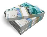 Swedish krones Royalty Free Stock Photography