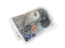 Swedish Kronor stock photo