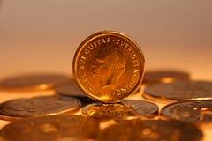 Swedish Kronor Royalty Free Stock Photography