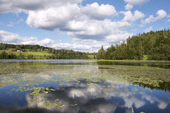 Swedish Lake Stock Photography