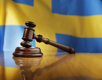 Swedish Law Royalty Free Stock Photo