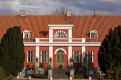 Swedish mansion Stock Photos