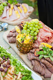 Swedish meat appetizers Stock Images