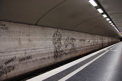 Swedish metro Stock Images
