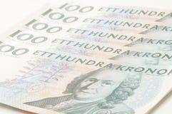 Swedish Money Royalty Free Stock Photography