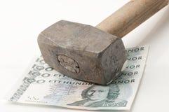Swedish Money Stock Photos